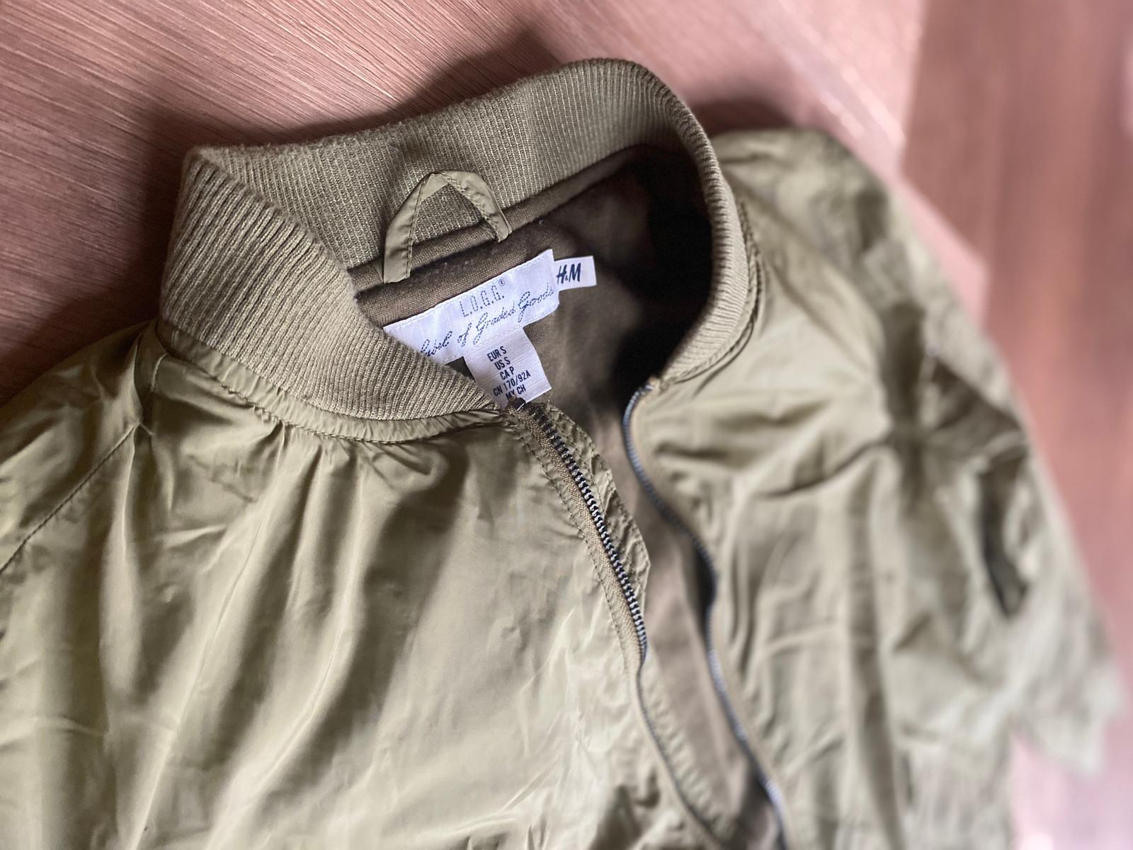 Lys grønn bomber jakke | FINN.no