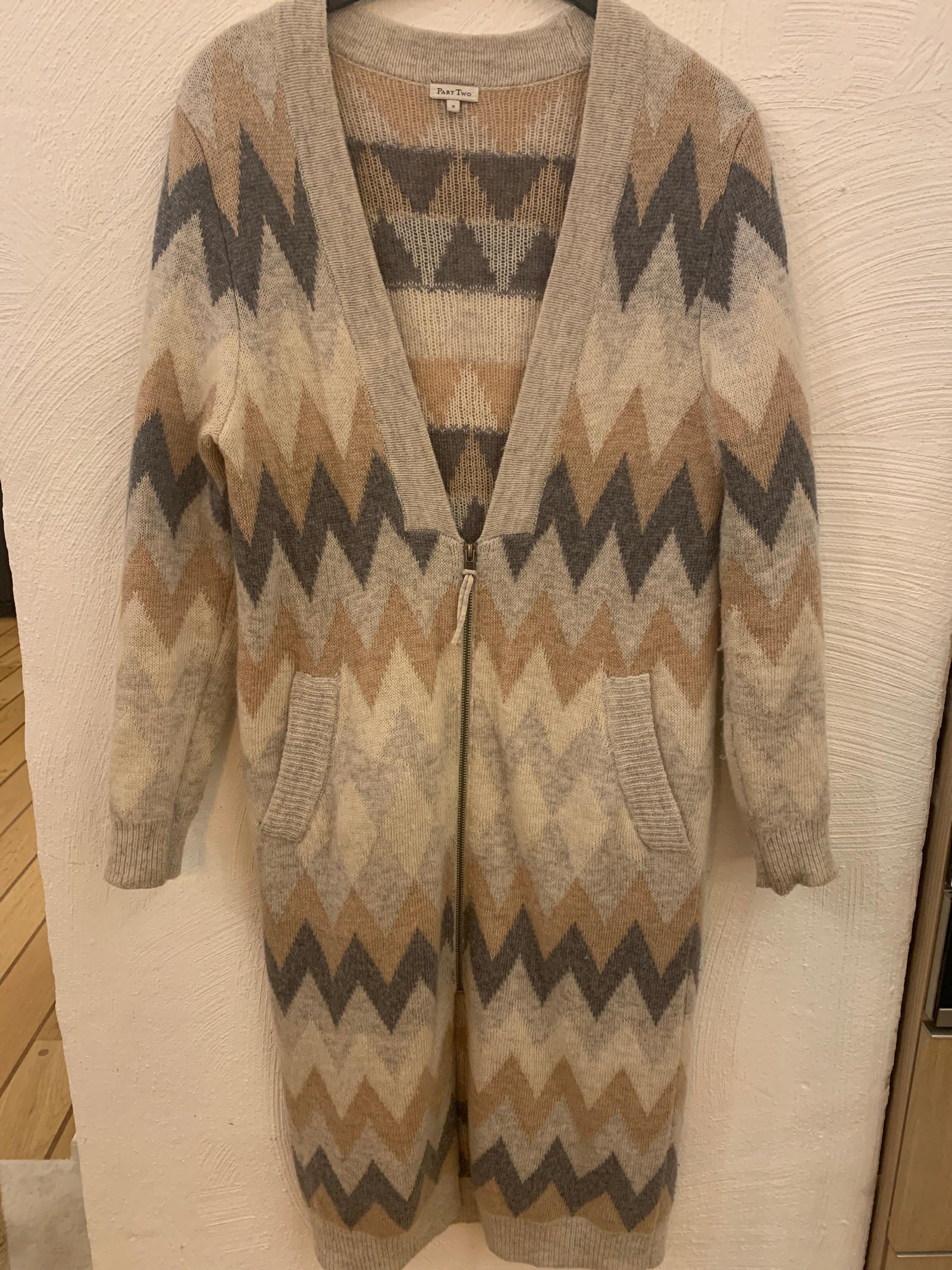Blue Genser  Part Two  Strikkejakker & -gensere - Dameklær er billig