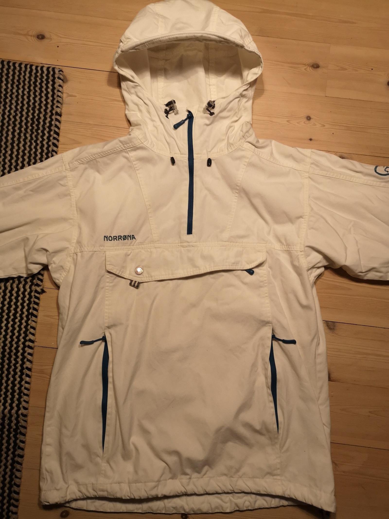 Norrøna brukt jakke dame November 2020