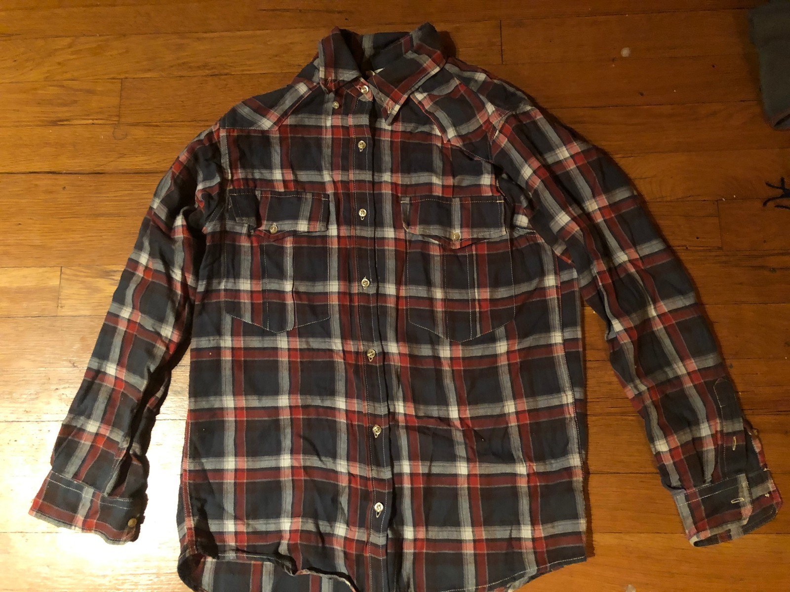 Rutete skjorte fra Isabel Marant Etoile | FINN.no