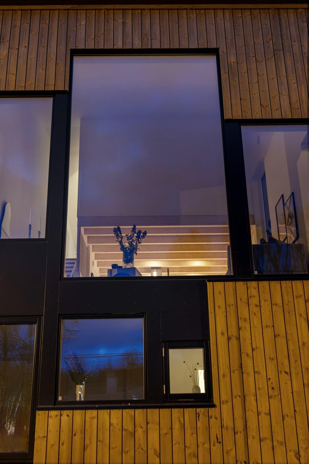 Polarvegen 1B er en splitter ny og moderne bolig beliggende på solrike Sorgenfri