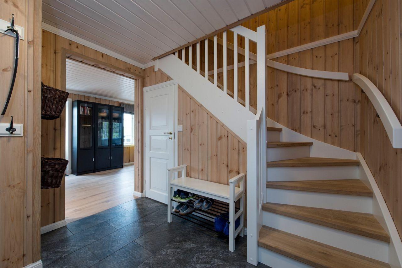 Bilde fra tilsvarende hytte, kundetilpasninger kan forekomme