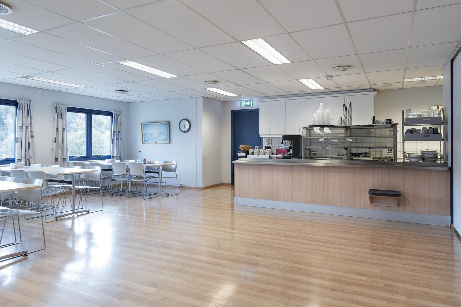Kontor - Spiserom/kjøkken/kantine