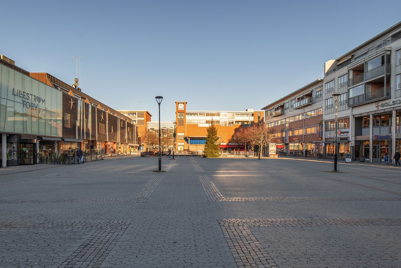 Nærmeste nabo til Lillestrøm Torv