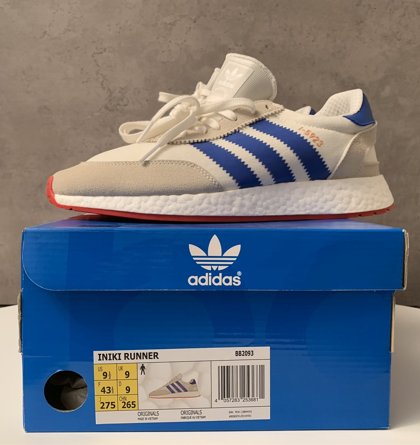 adidas Iniki Boost Pride of the 70s BB2093 Release Date