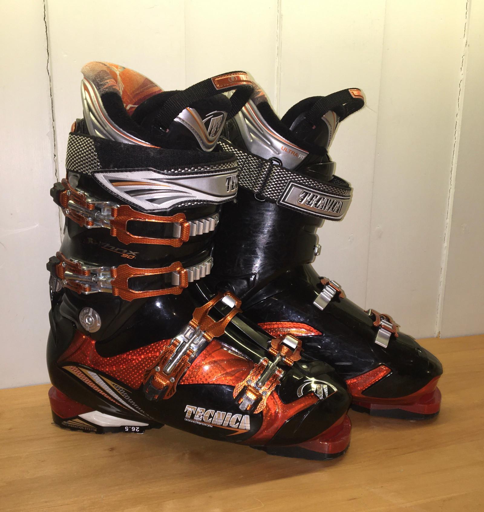 Slalomstøvler, Tecnica, menn str 26,5 | FINN.no