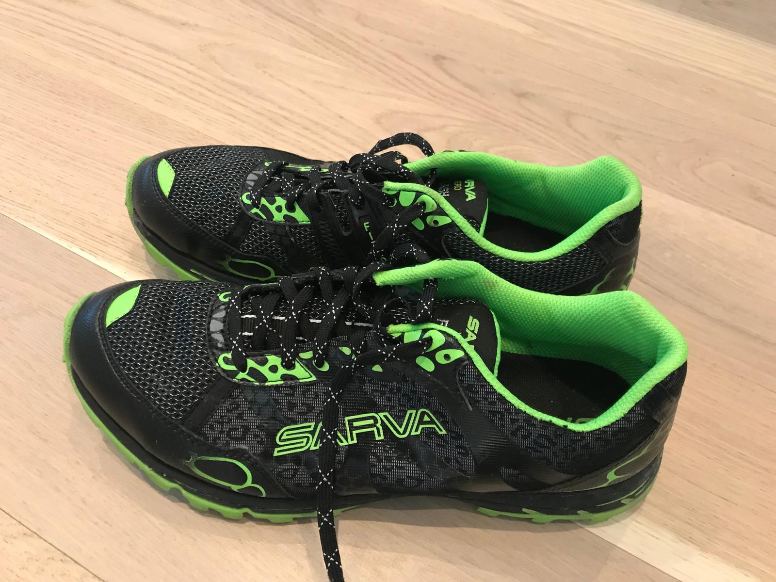 SCOTT Shoe Palani Support Grønn 39
