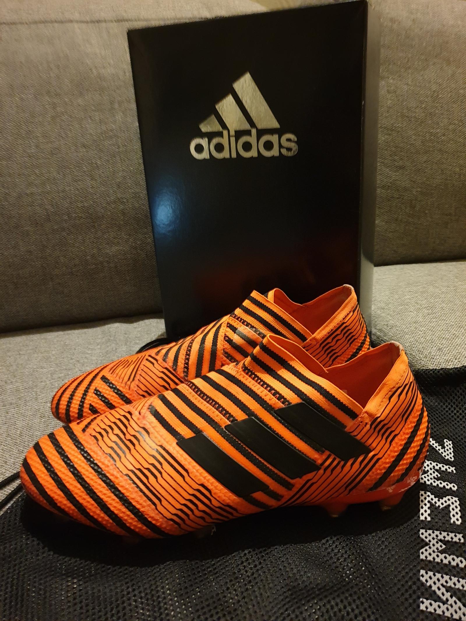 Adidas NEMEZIZ 17+360 agility FG | FINN.no
