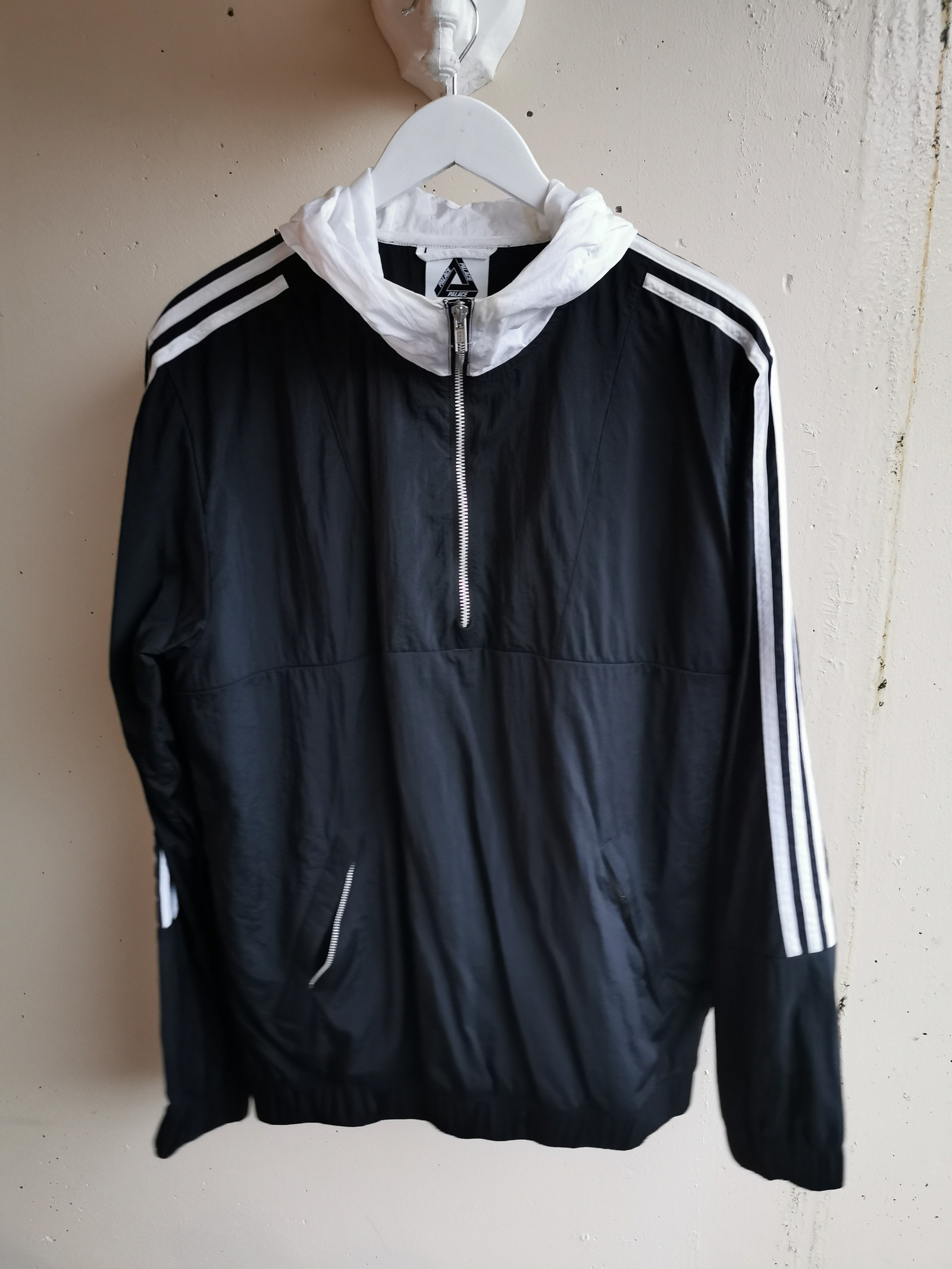 Palace x adidas Originals Hooded Bomber | Multi