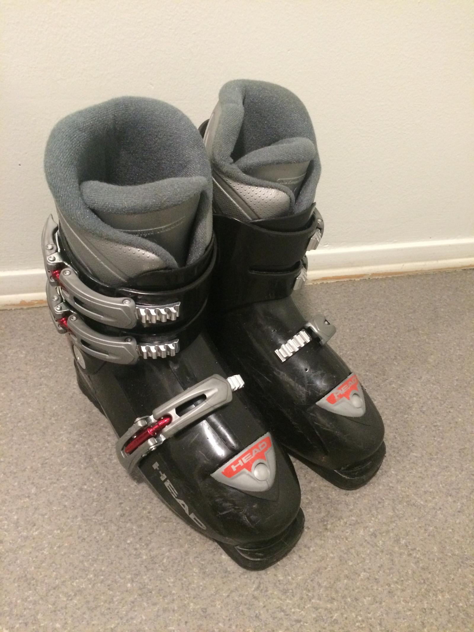 Slalomstøvler   FINN.no