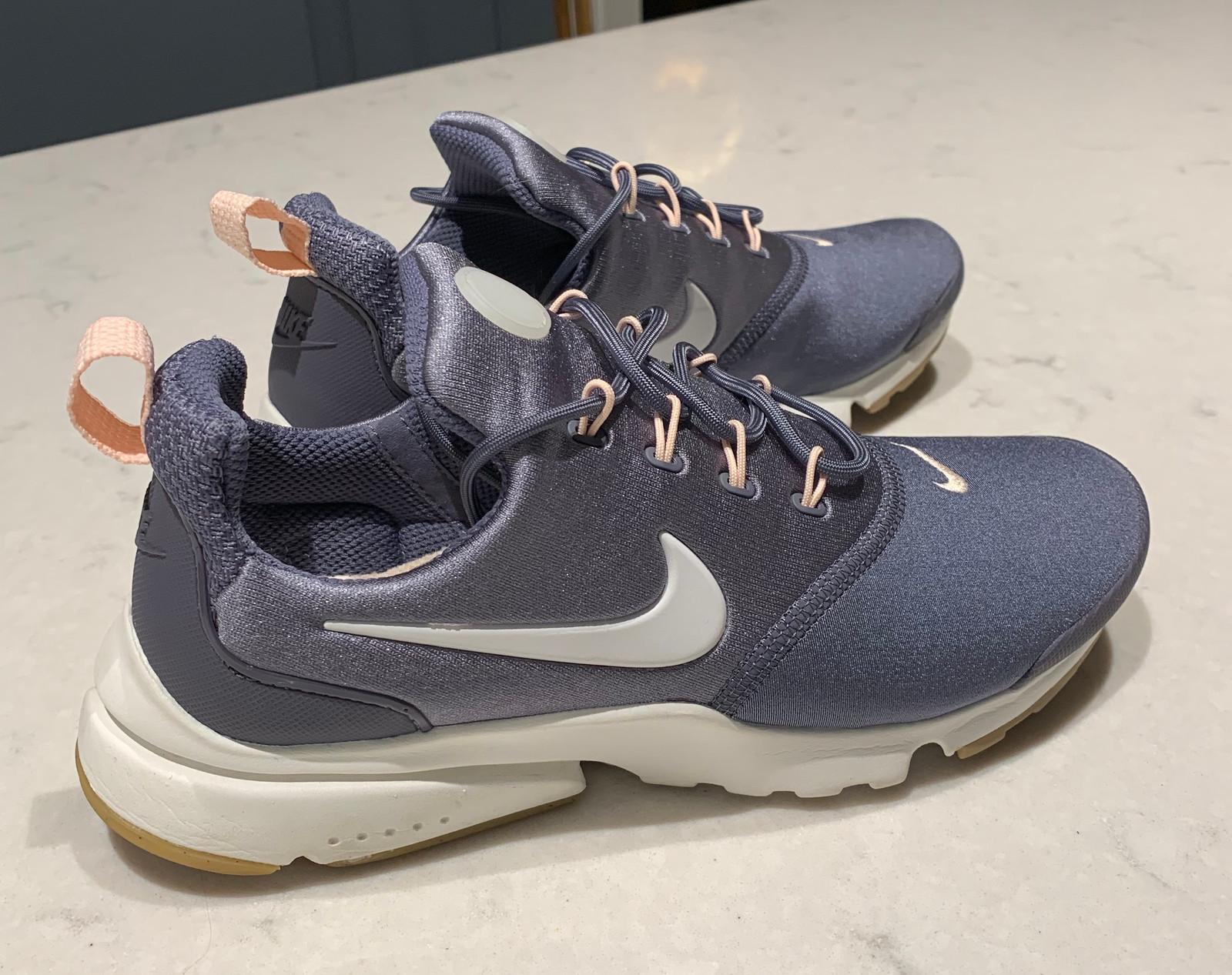Nike free run sko str 37