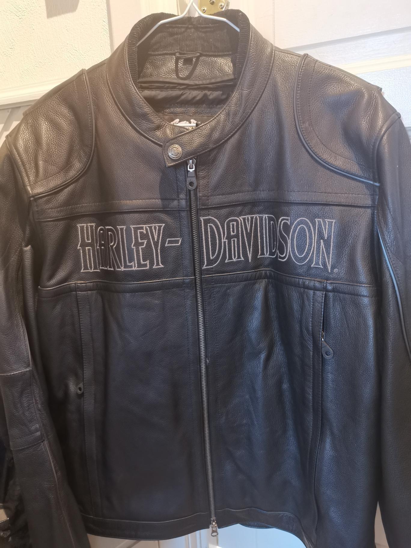 Harley Davidson Motorsykkel Skinnjakke til Dame | FINN.no