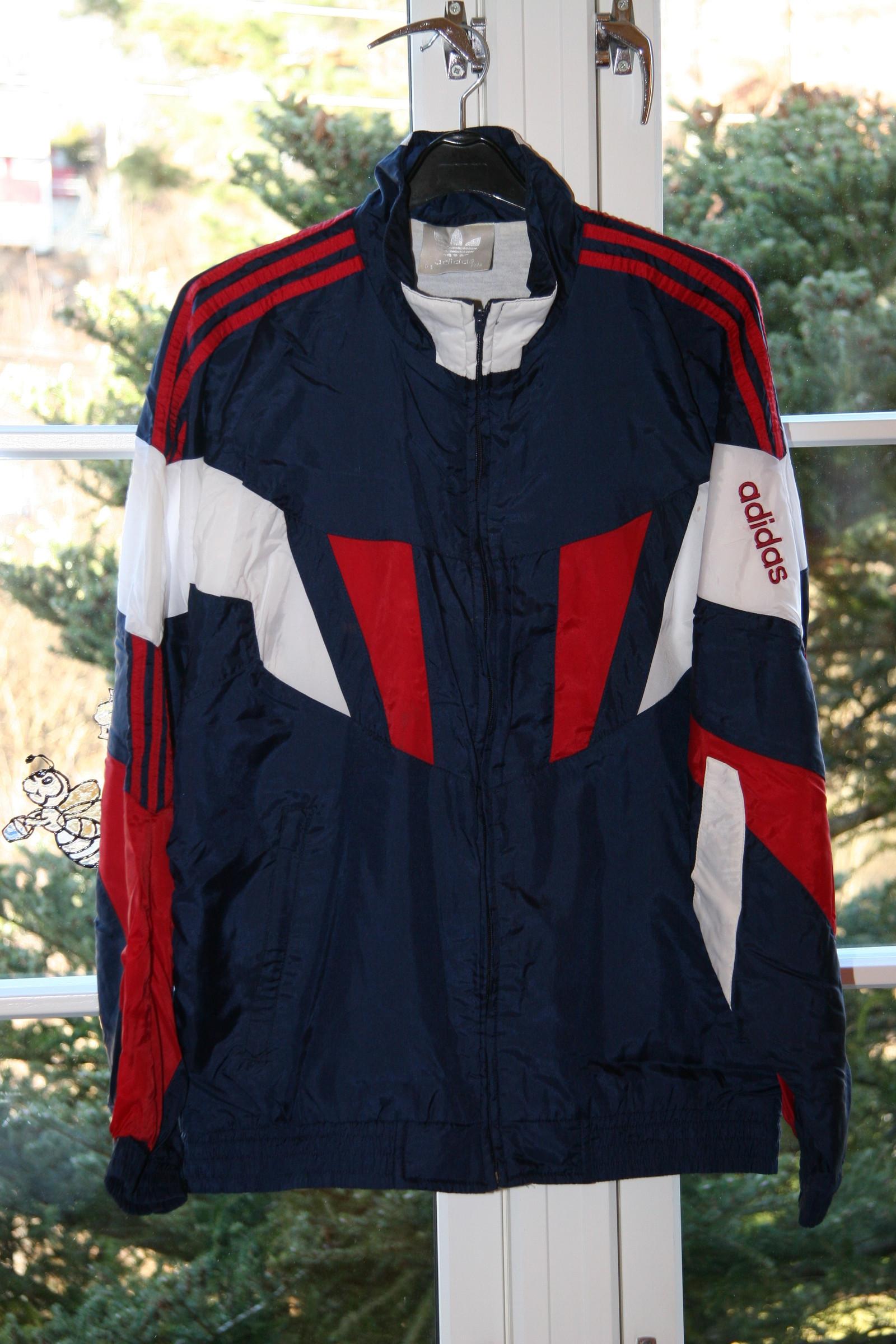 Vintage Adidas joggedress treningsdress kosedress