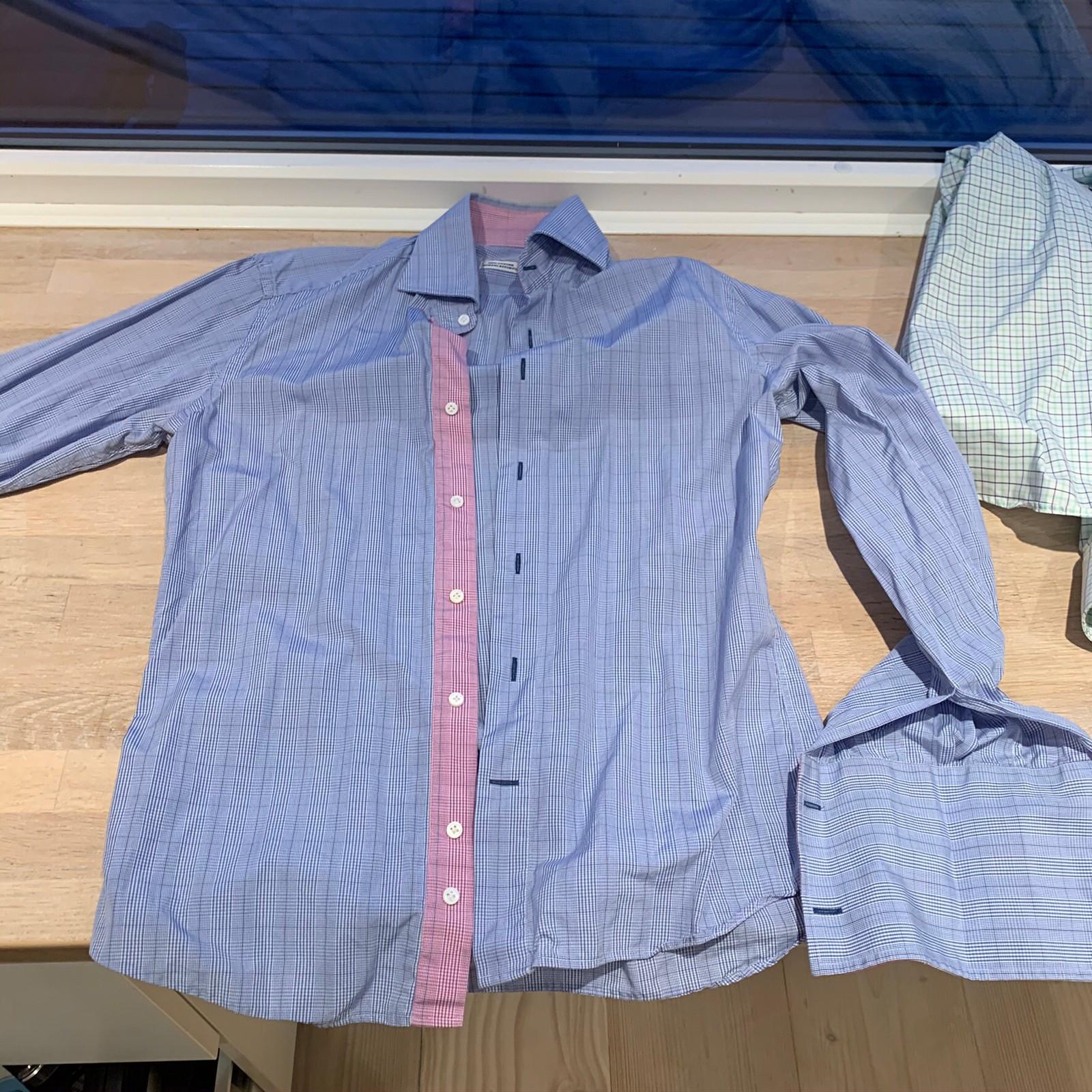 pasqui skjorter