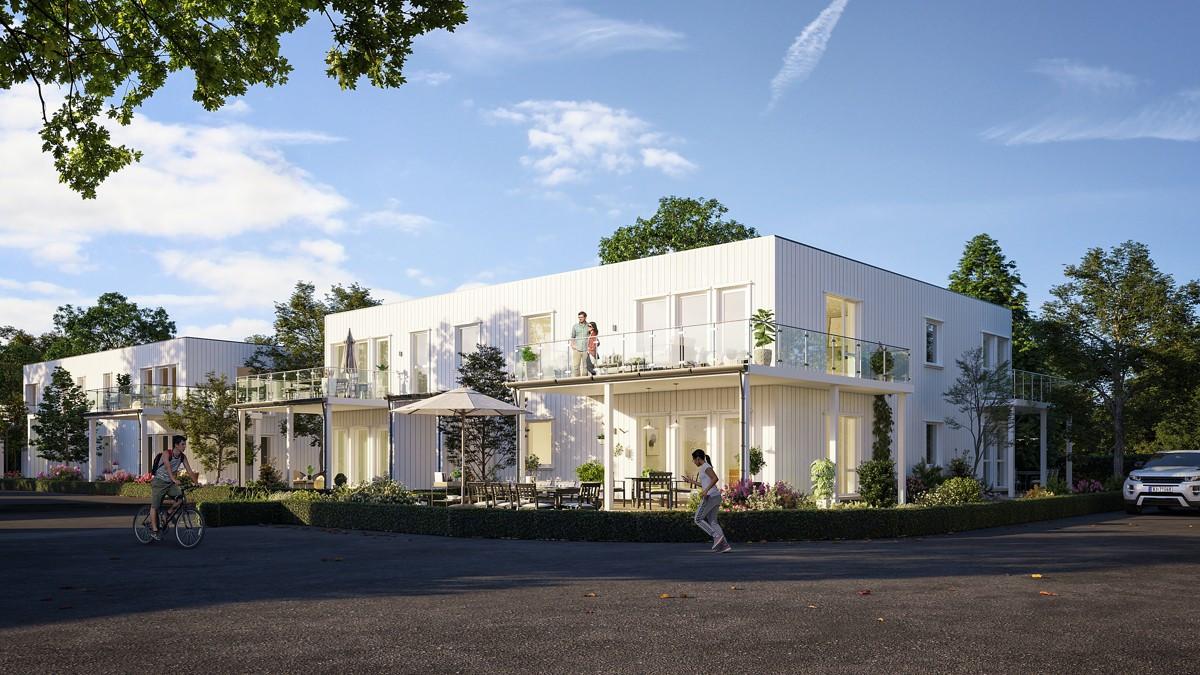 Leilighet - stavern - 2 850 000 til 3 350 000,- - Leinæs & Partners