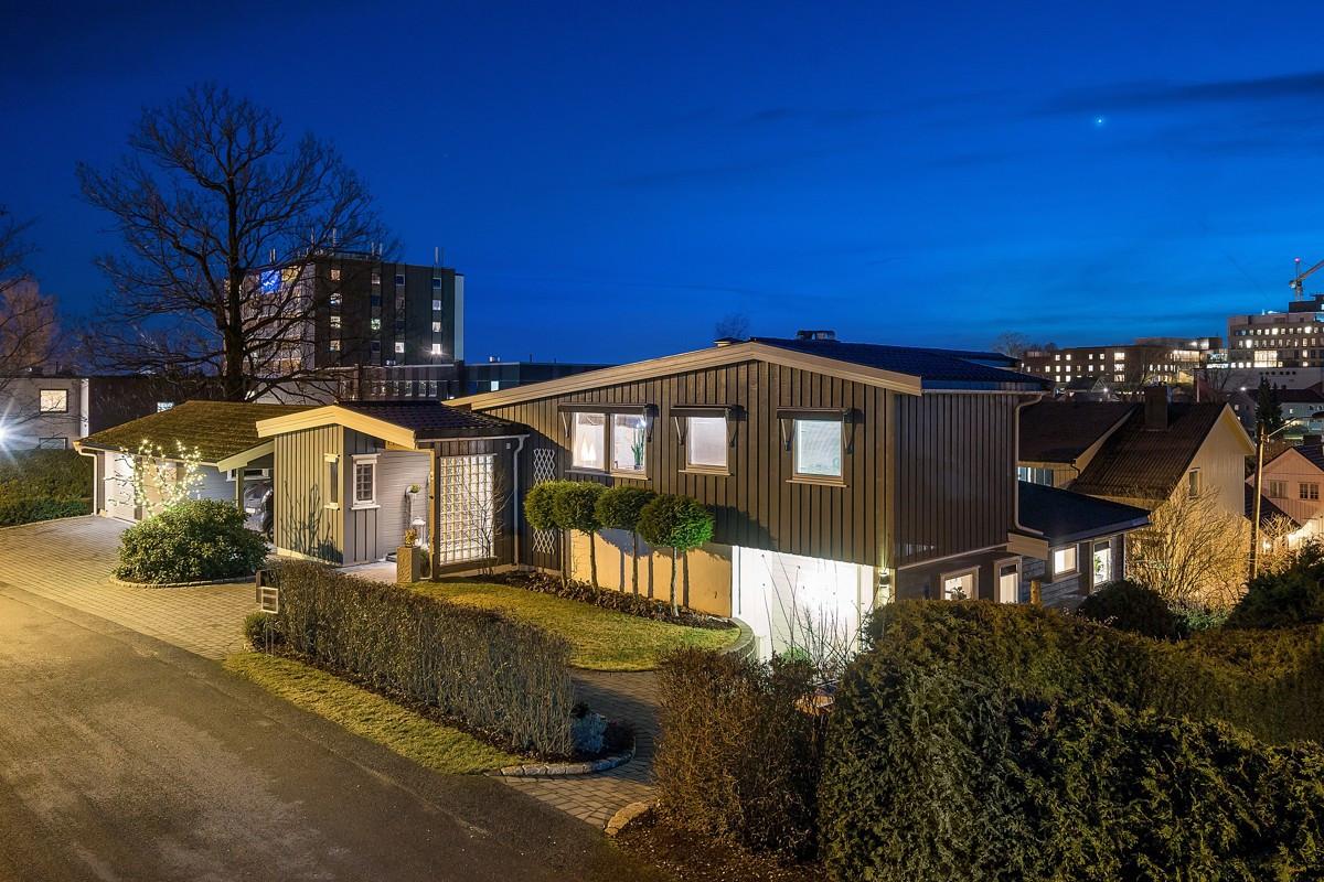 Enebolig - tønsberg - 6 890 000,- - Bakke Sørvik & Partners