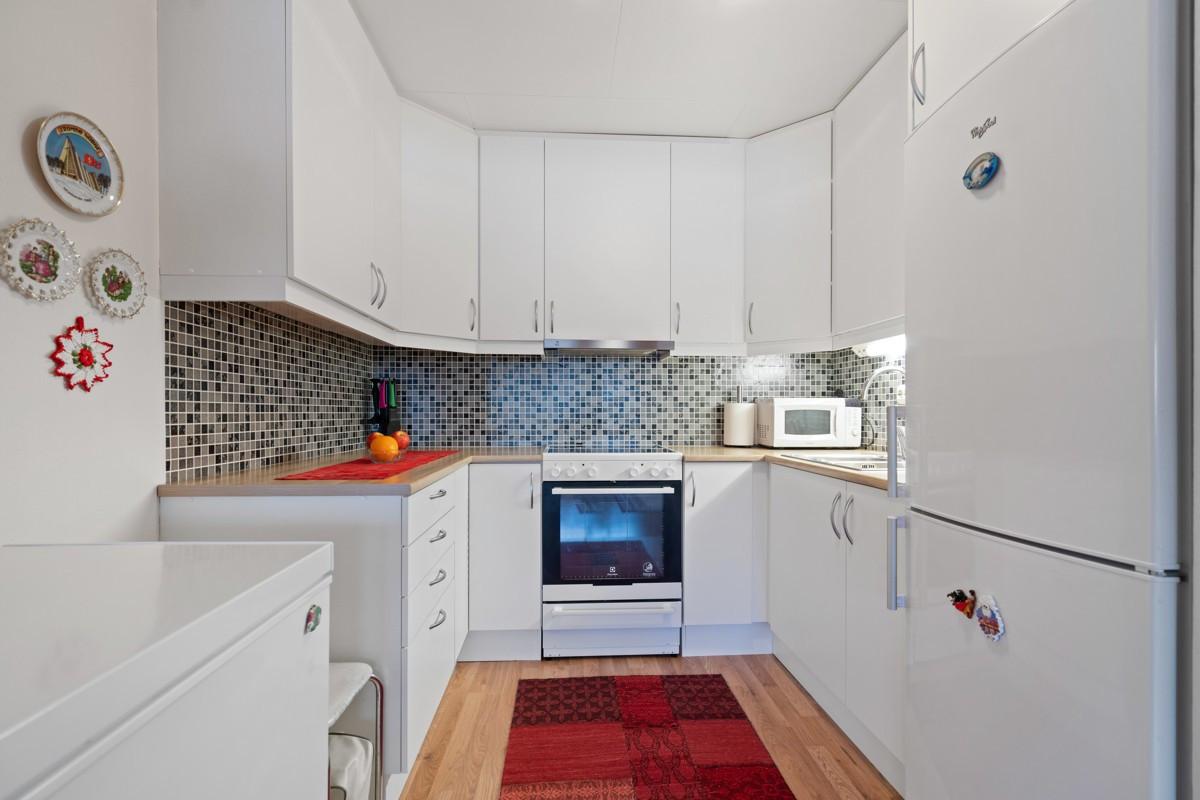 Utleiedel - Kjøkken