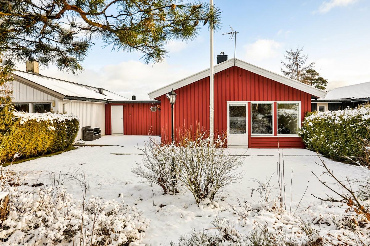 Rekkehus - kråkerøy - 3 200 000,- - Møller & Partners