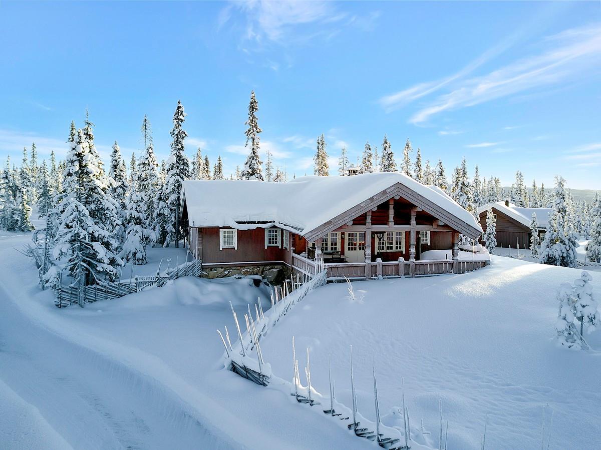 Hytte - nord-torpa - 3 900 000,- - Partners Eiendomsmegling