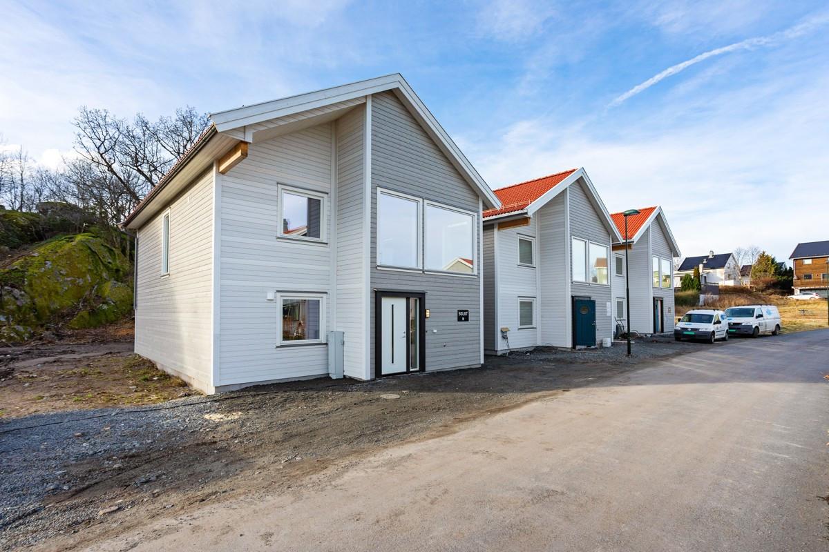Rekkehus - stavern - 3 980 000,- - Leinæs & Partners