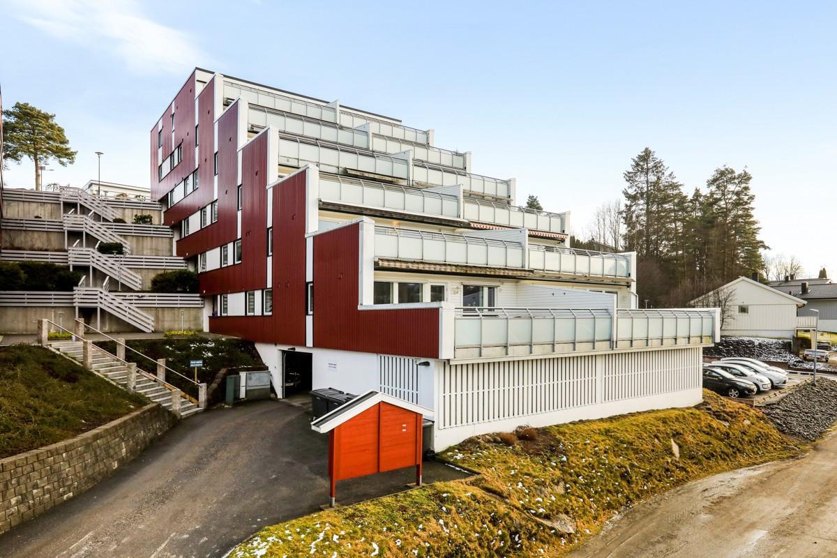Leilighet - borgenhaugen - 2 150 000,- - Grimsøen & Partners