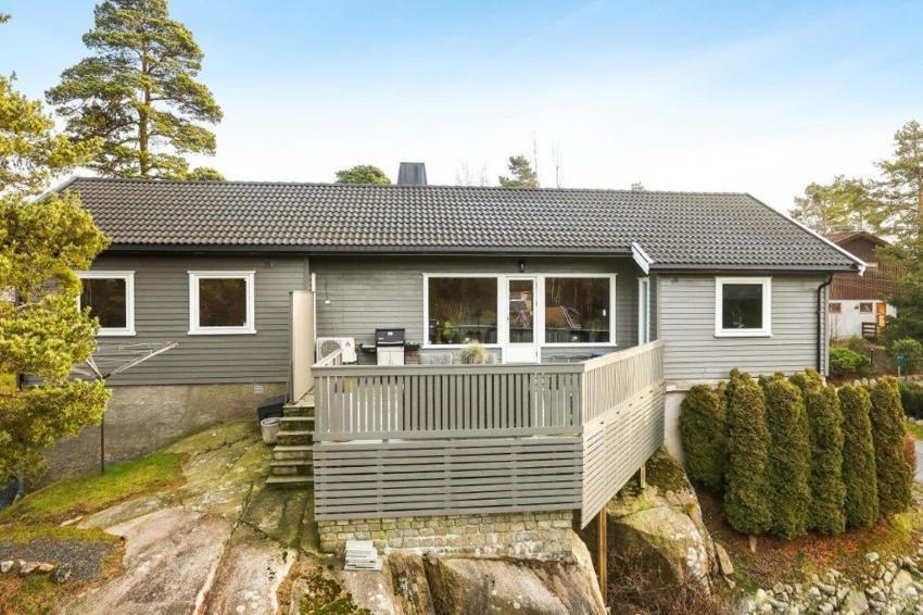 Enebolig - kråkerøy - 4 990 000,- - Møller & Partners
