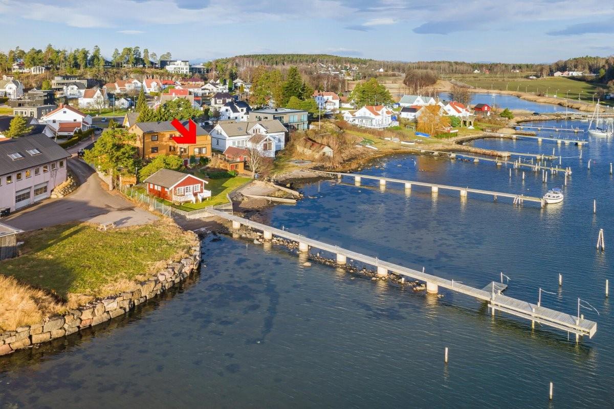 Enebolig - tønsberg - 12 200 000,- - Bakke Sørvik & Partners