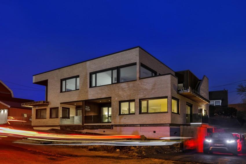 Leilighet - sarpsborg - 5 600 000 til 5 900 000,- - Grimsøen & Partners