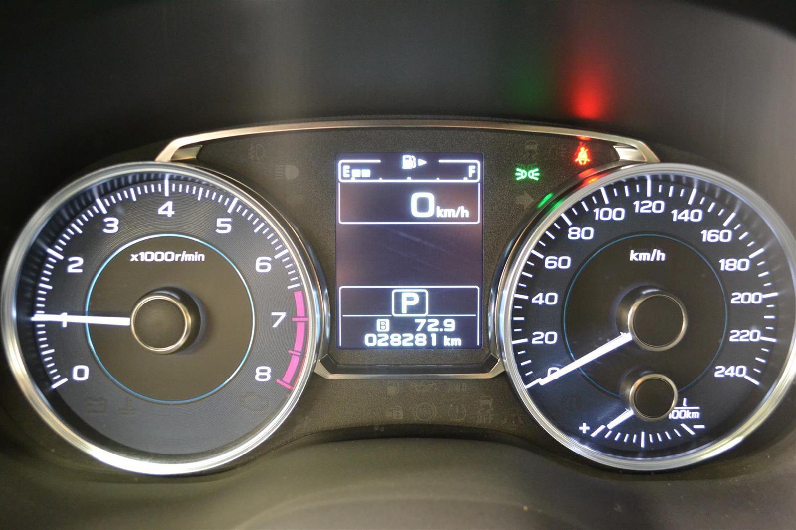 Subaru Impreza Slide 8