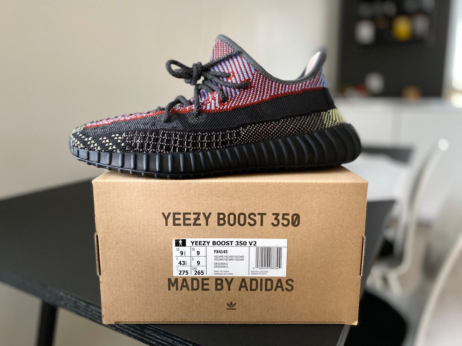 Adidas Yeezy Boost 350 V2 Yecheil reflective US 6