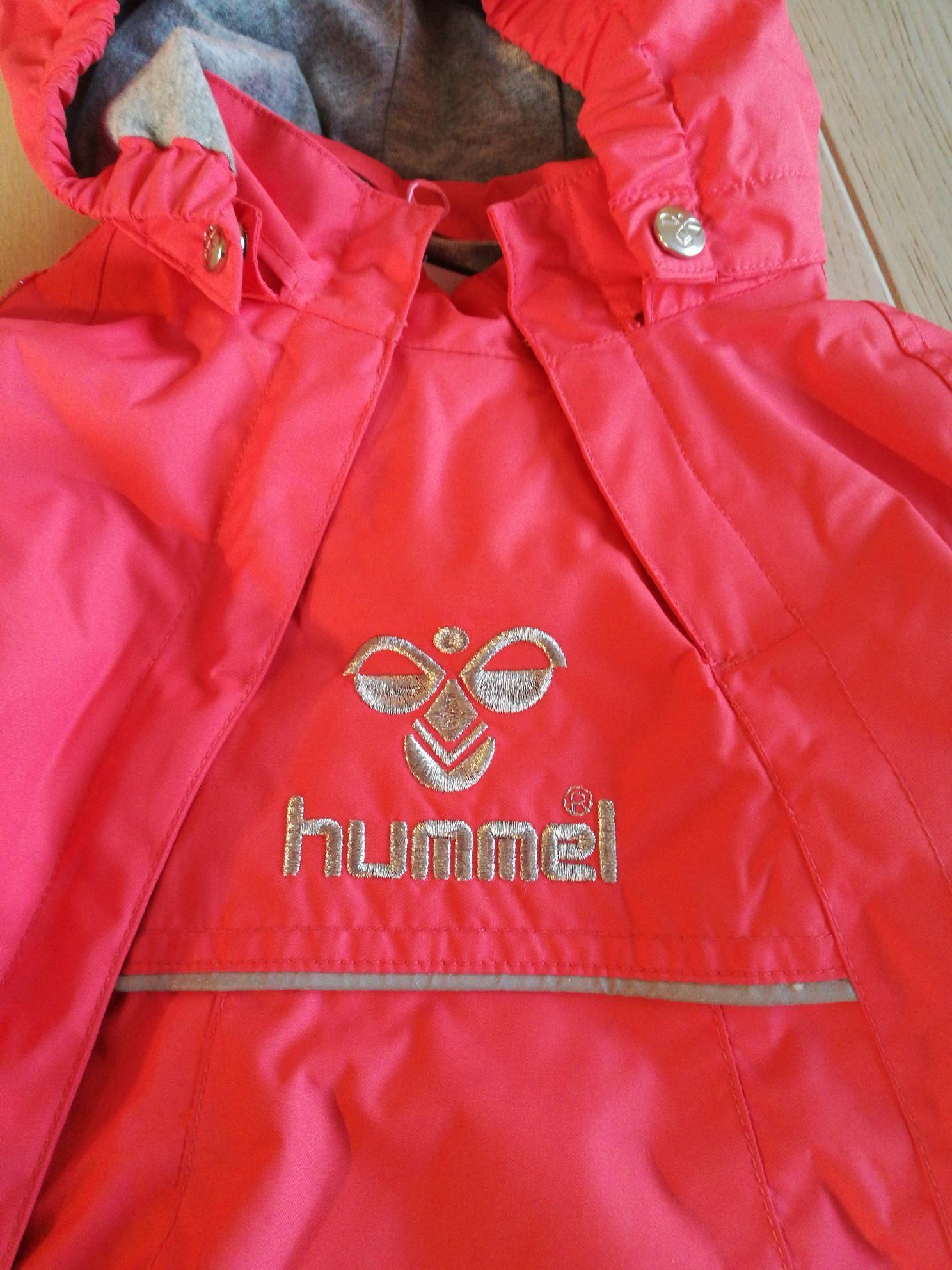 Fin og kul Hummel jakke str.104 selges! | FINN.no