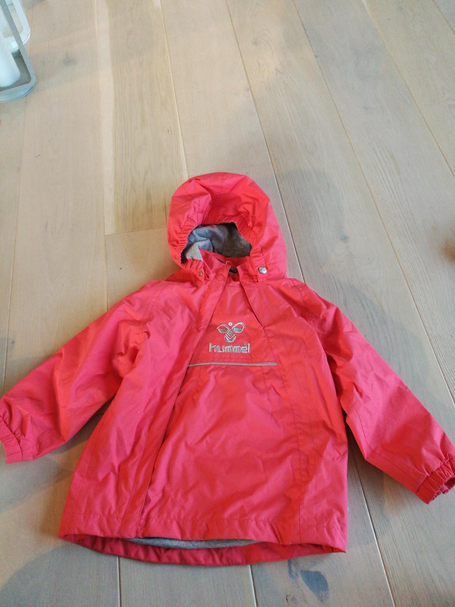 Hummel jakke str 104 | FINN.no