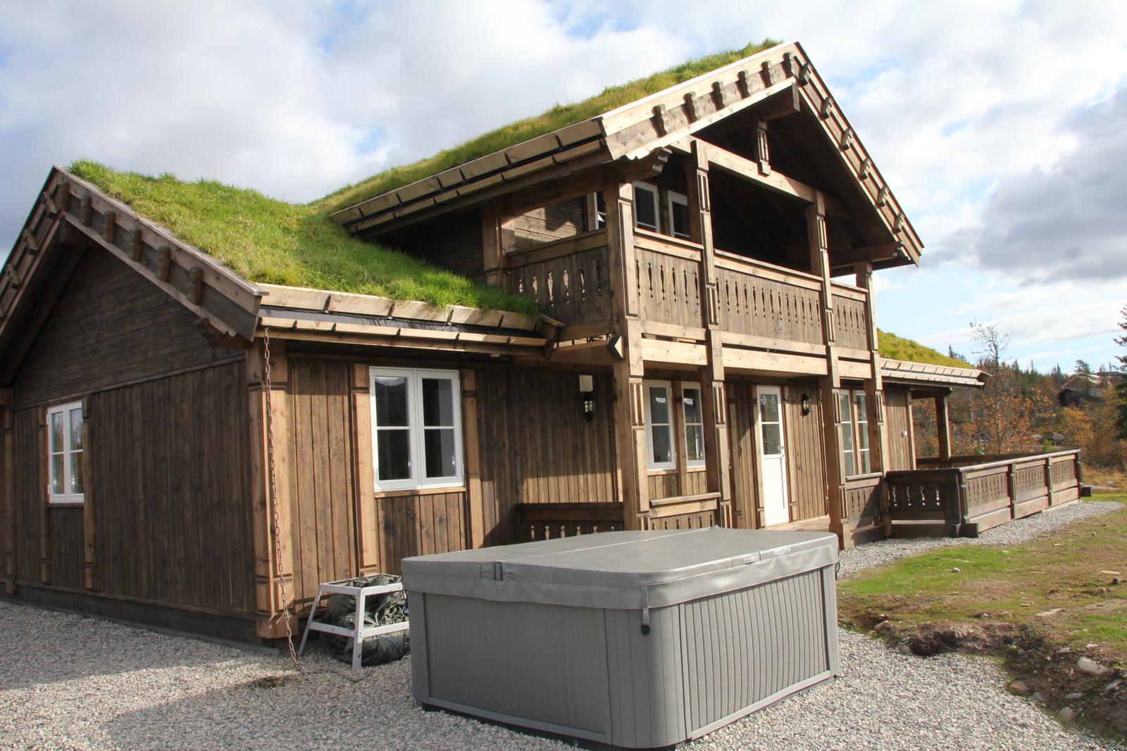 Kundetilpasset hytte