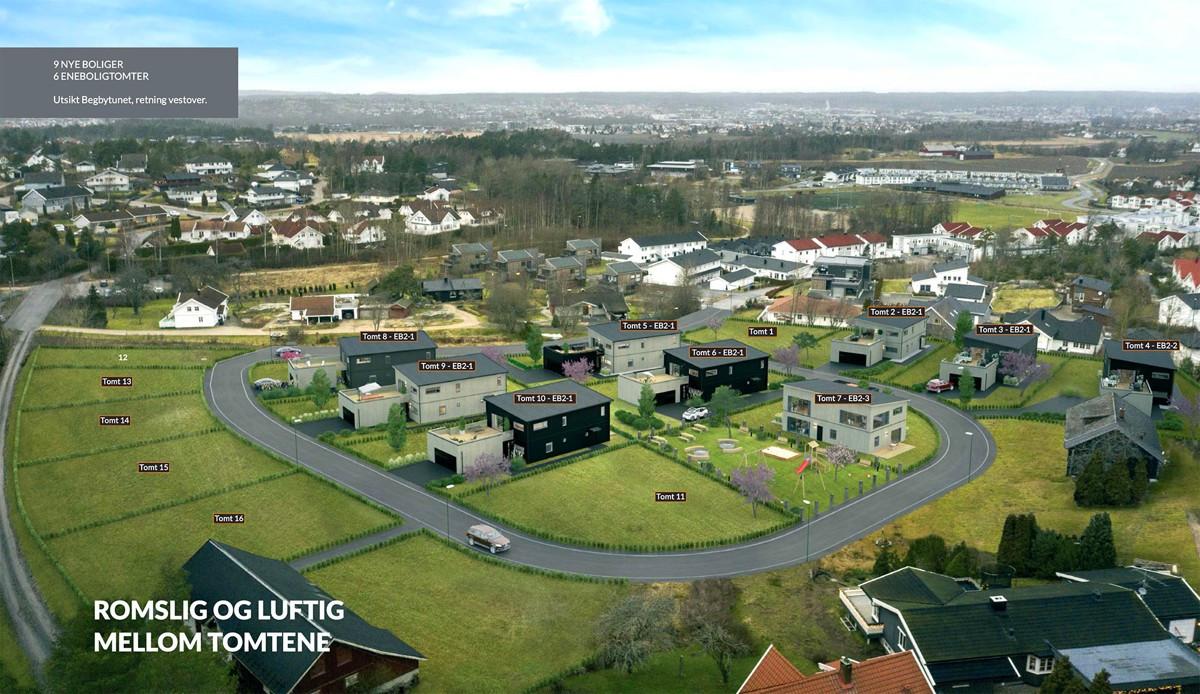 Boligtomt - gamle fredrikstad - 2 795 000,- - Møller & Partners