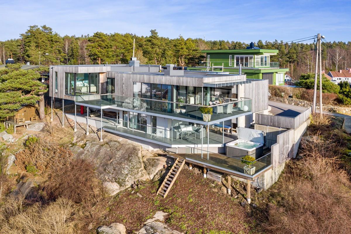 Enebolig - vestskogen - 12 800 000,- - Bakke Sørvik & Partners