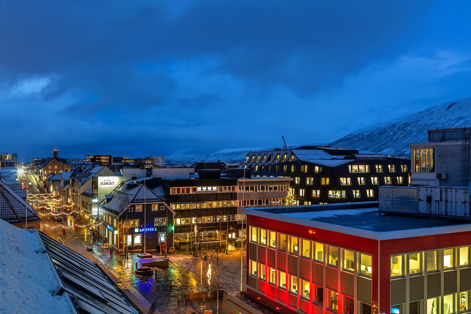 ...Tromsø....