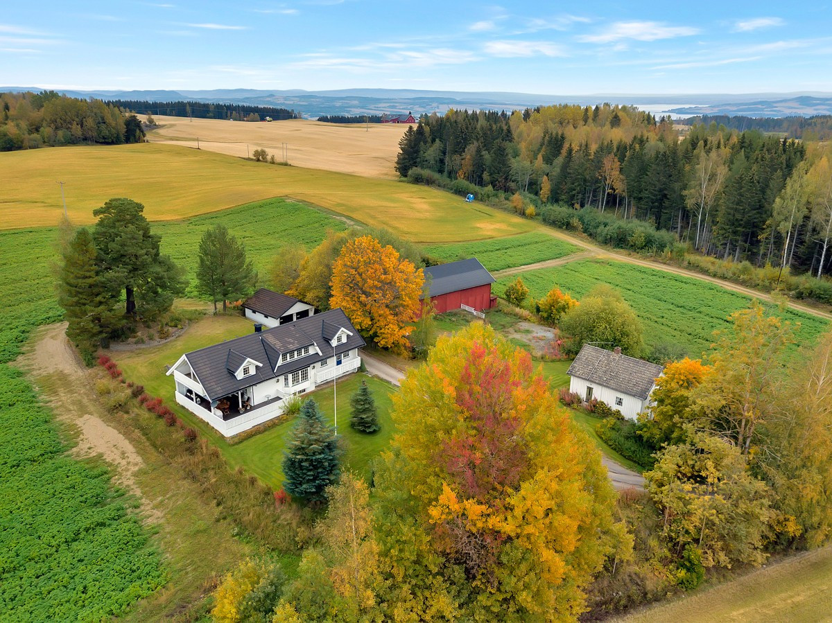 Landbrukseiendom - lena - 6 550 000,- - Partners Eiendomsmegling