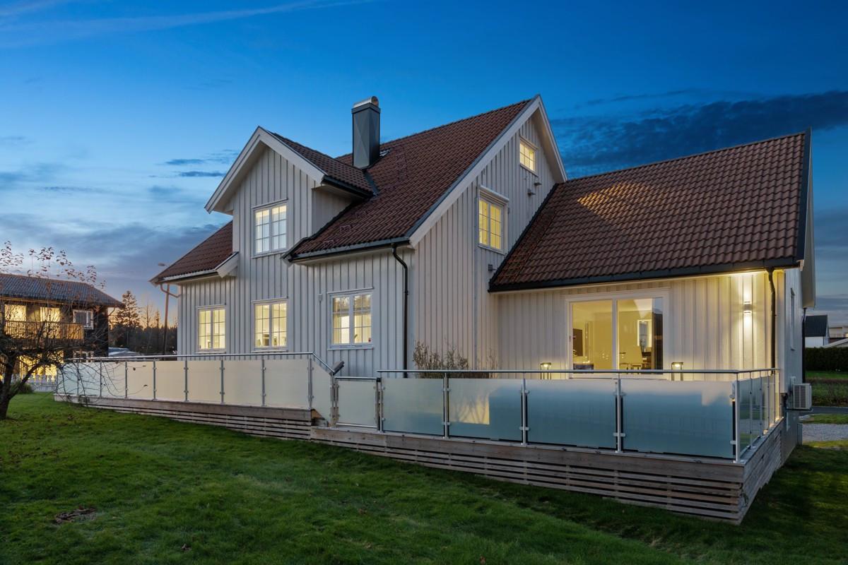 Enebolig - skiptvet - 5 890 000,- - Sydvendt & Partners