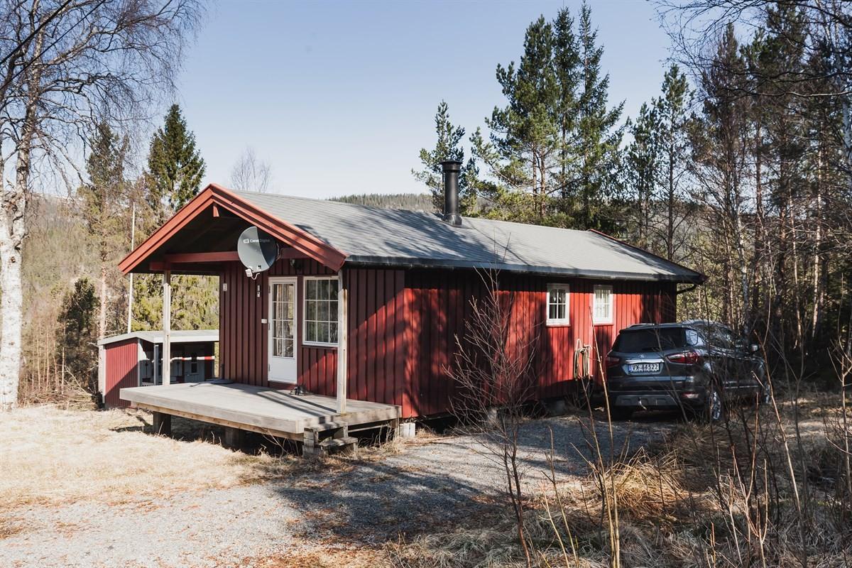 Fritidseiendom - åfjord - 890 000,- - Olden & Partners