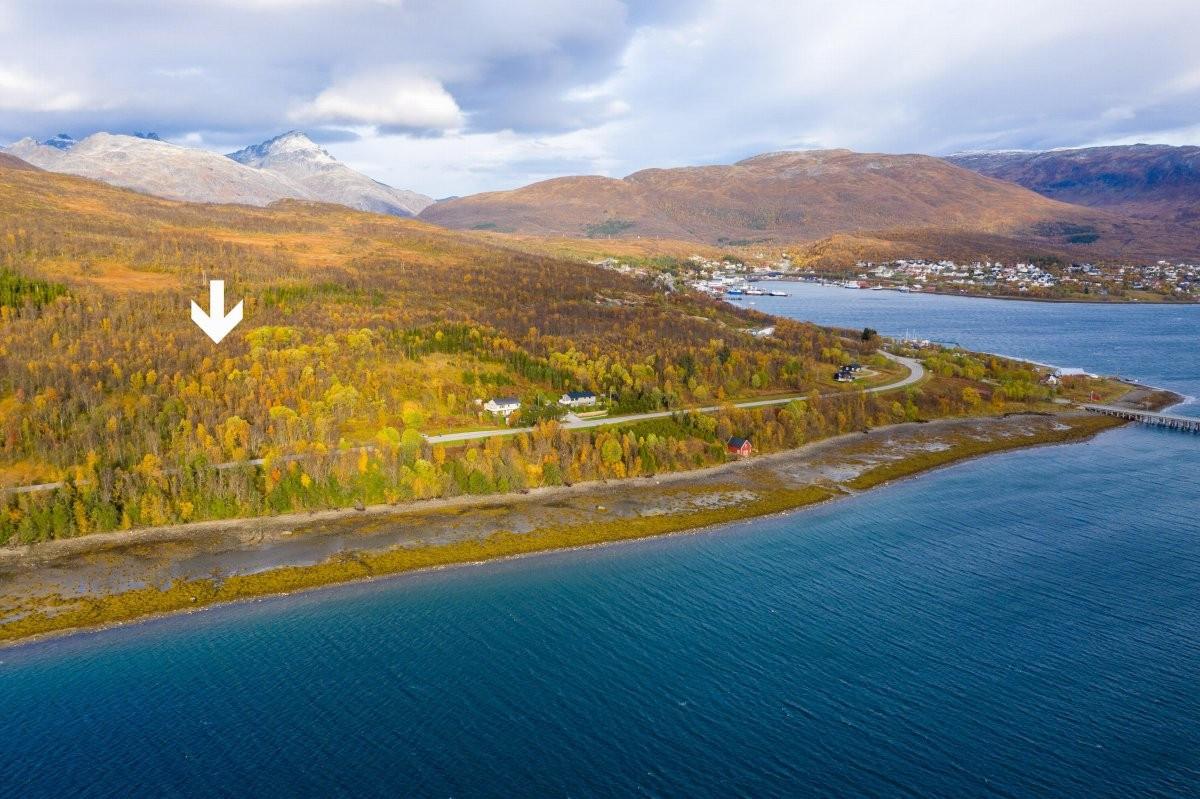 Her har man umiddelbar tilgang på skog, sjø og fjell