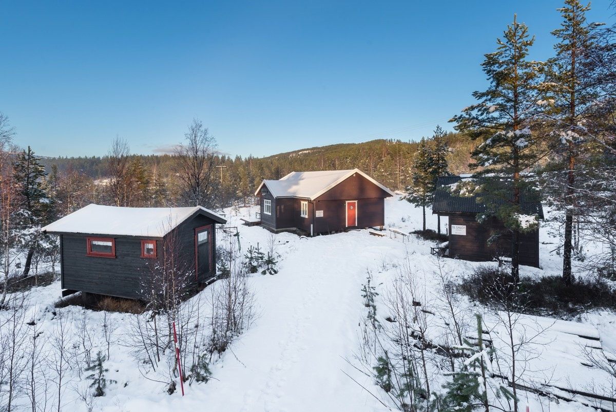 Hytte - mykland - 990 000,- - Meglerhuset & Partners