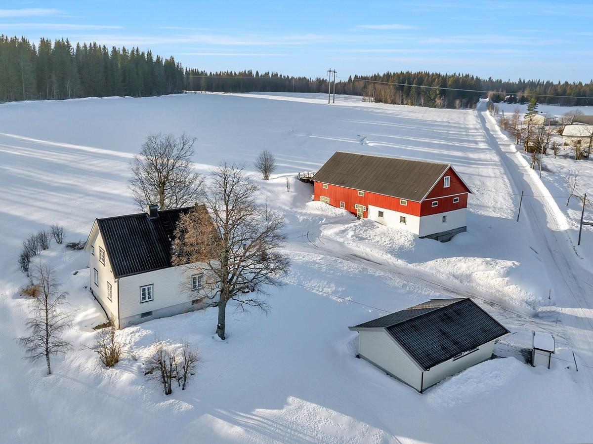 Landbrukseiendom - gjøvik - 3 800 000,- - Partners Eiendomsmegling