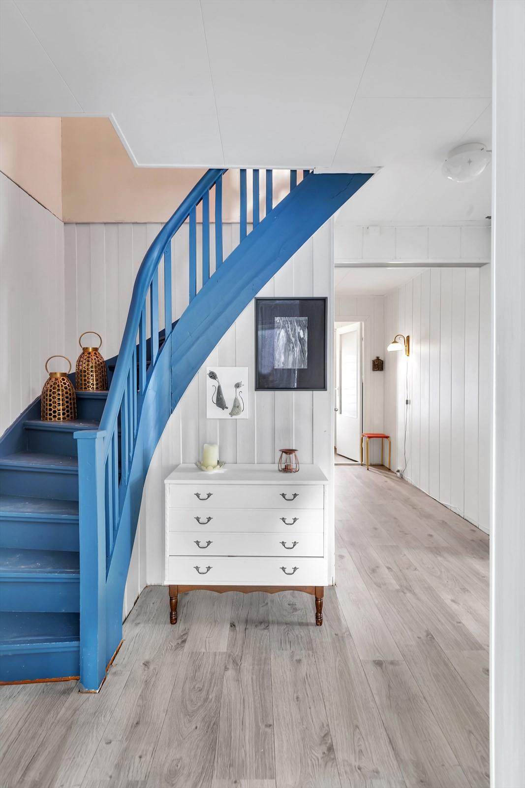 Hall / trappegang.