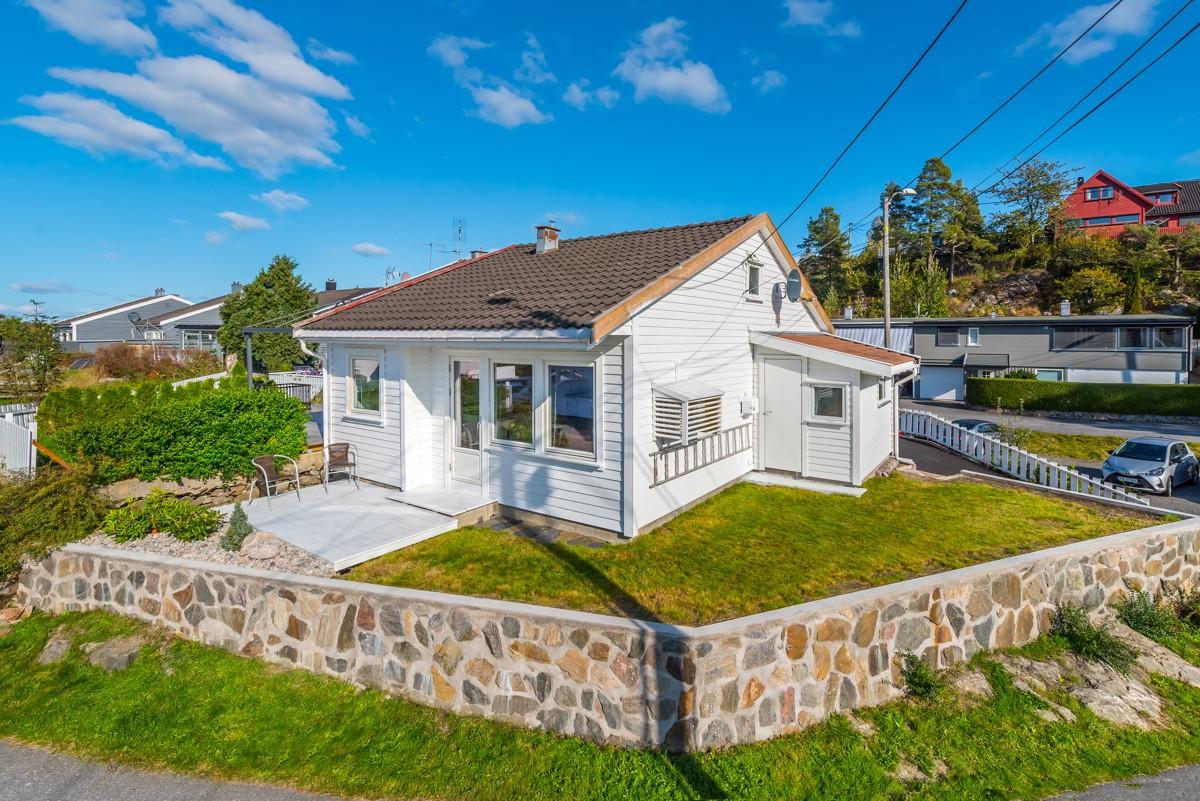 Rekkehus - arendal - 1 310 000,- - Meglerhuset & Partners