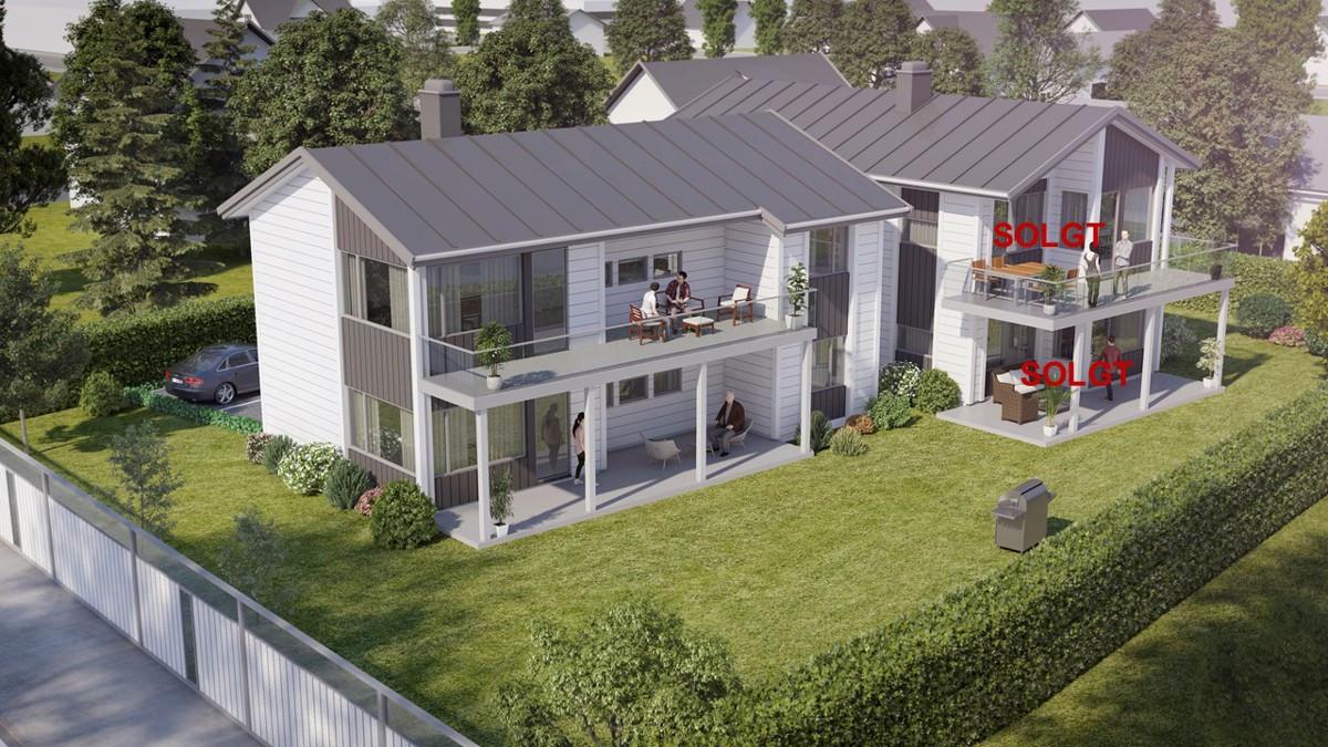 Leilighet - larvik - 3 775 000 til 3 790 000,- - Leinæs & Partners