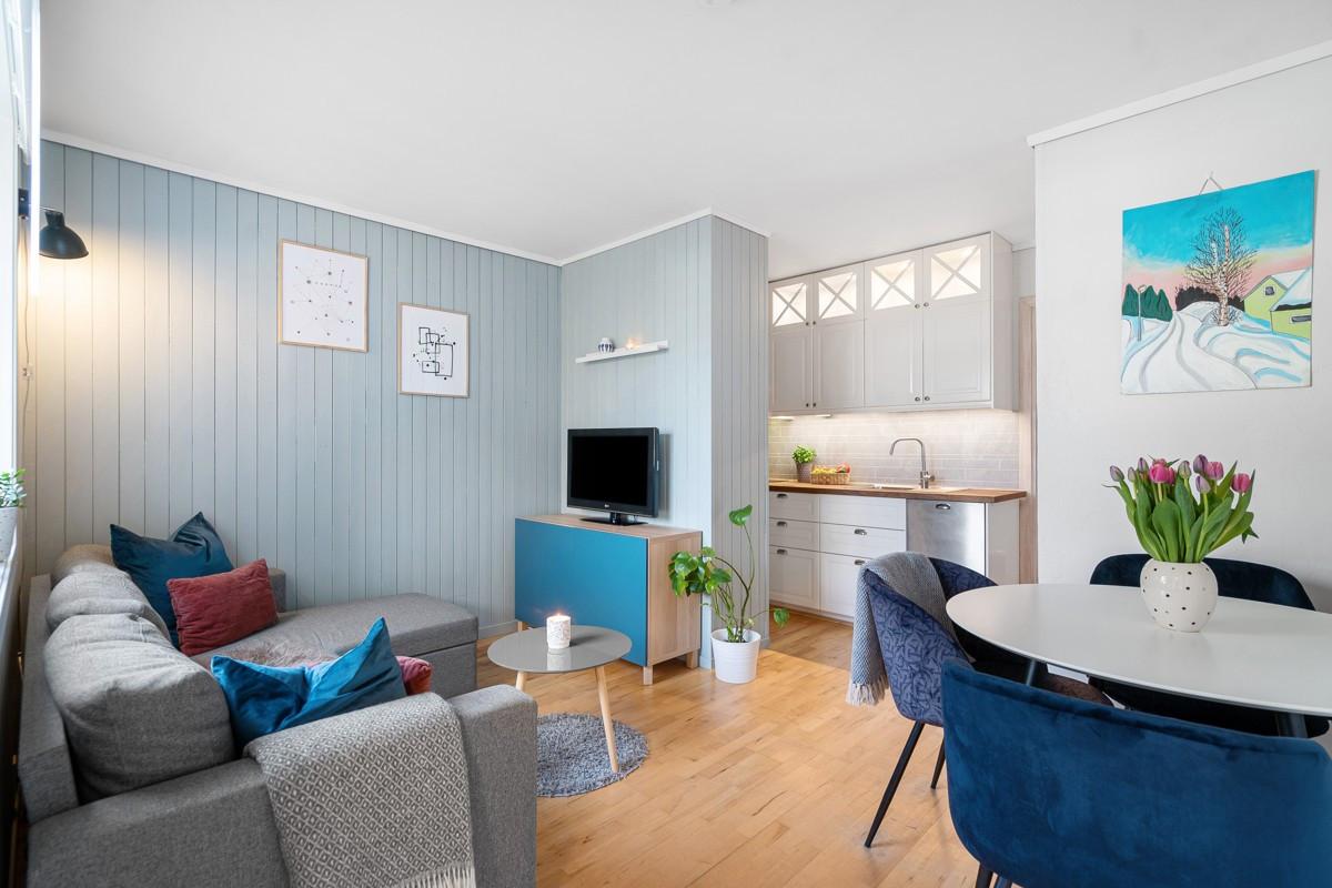 Leilighet - tønsberg - 1 550 000,- - Bakke Sørvik & Partners