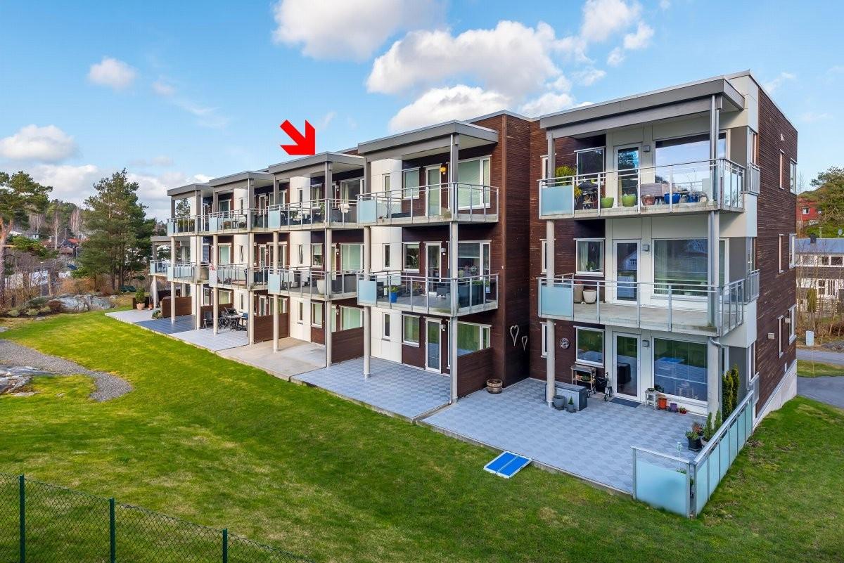 Leilighet - arendal - 850 000,- - Meglerhuset & Partners