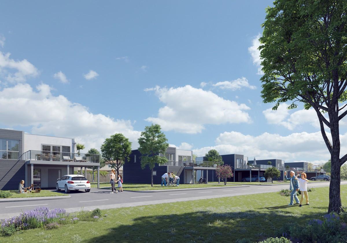 Enebolig - stavern - 5 450 000,- - Leinæs & Partners