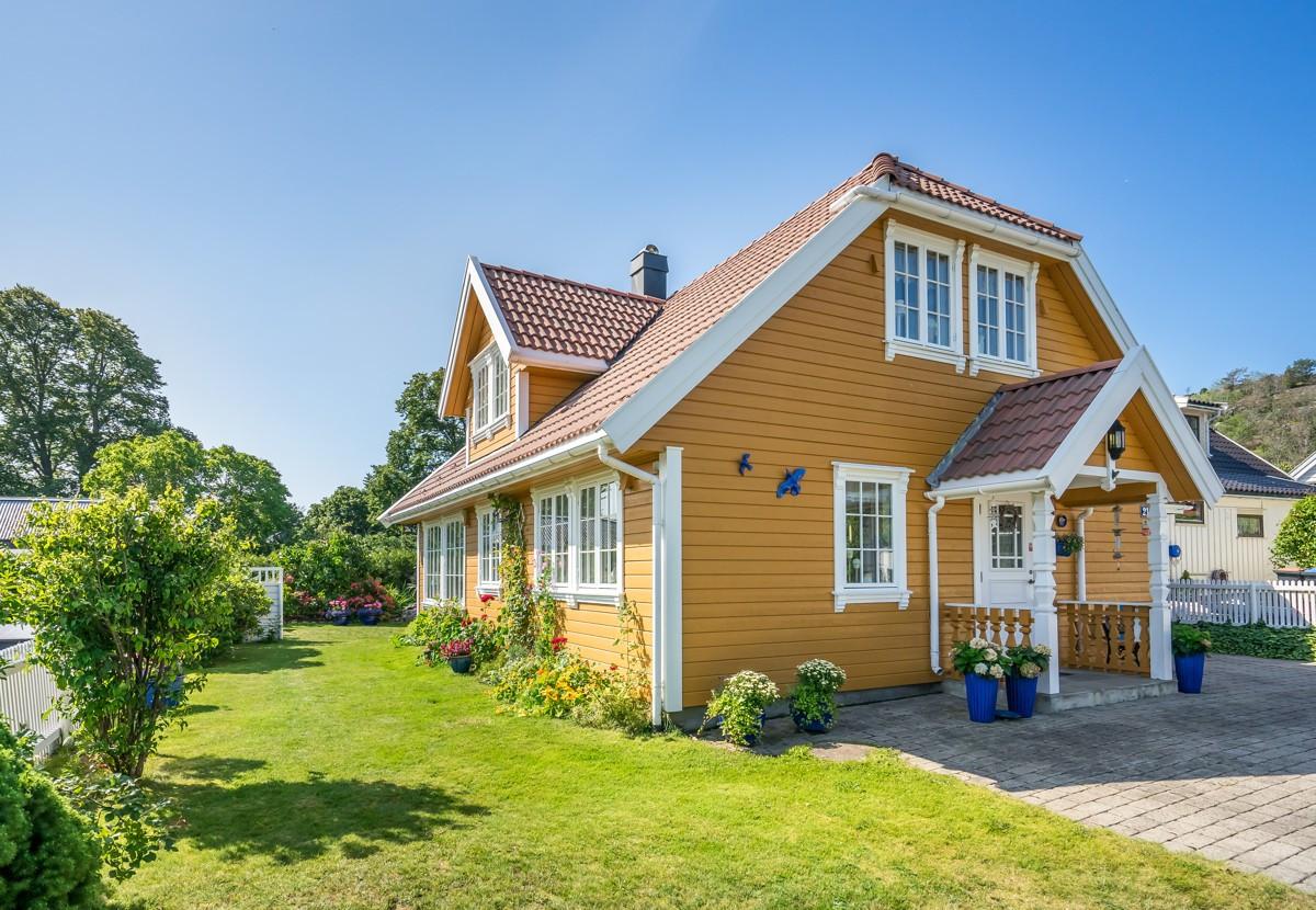 Enebolig - stavern - 4 950 000,- - Leinæs & Partners
