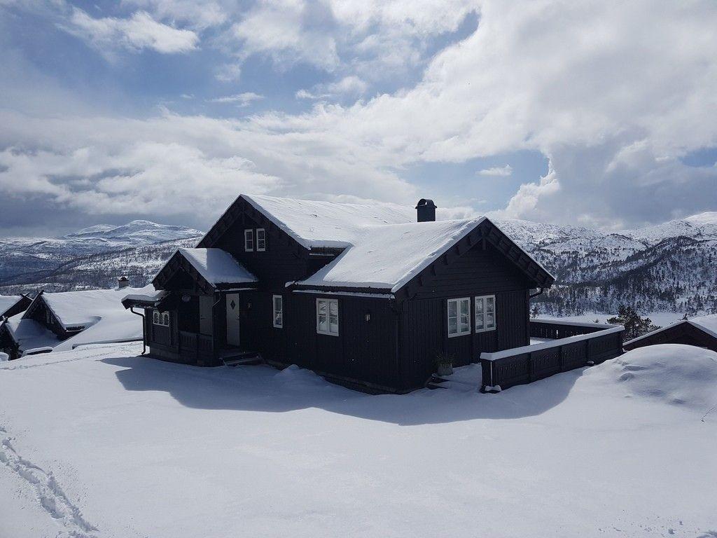 Kundebygget hytte